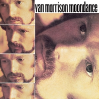 Cover of the track Moondance