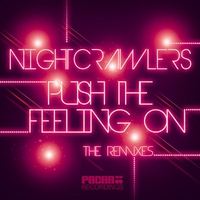 Cover of the track Push the Feeling On