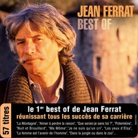 Couverture du titre Best of Jean Ferrat - 57 titres