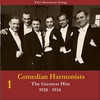 Couverture de l'album The German Song / Comedian Harmonists - the Greatests Hits, Volume 1 / Recordings 1928-1934