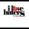 Cover of the album I Love Haters