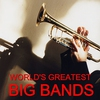 Cover of the album World's Greatest Big Bands