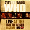 Cover of the album Live at the Isle of Wight Festival 1970