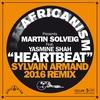 Couverture du titre Heartbeat (feat. Yasmine Shah) [Sylvain Armand Remix]