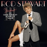 Cover of the track Stardust... The Great American Songbook, Volume III