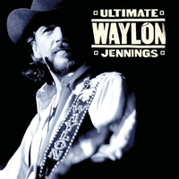 Cover of the track Ultimate Waylon Jennings
