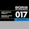 Couverture de l'album Keep Pushin' - EP