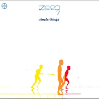Couverture du titre Simple Things