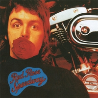 Cover of the track Red Rose Speedway