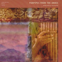 Couverture du titre Panpipes from the Andes