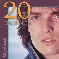 Cover of the track Miguel Bosé: Originales - 20 Éxitos