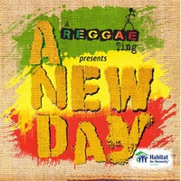 Couverture du titre A Reggae Ting Presents: A New Day