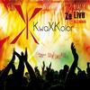 Couverture de l'album Kwaxikolor (Ze Live at Lakasa)