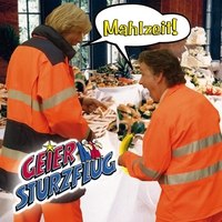 Cover of the track Mahlzeit!
