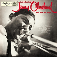 Cover of the track Introducing Jimmy Cleveland and His All Stars
