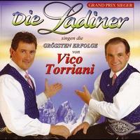 Cover of the track Die Ladiner singen die grössten Erfolge von Vico Torriani