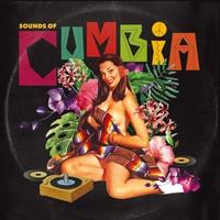 Couverture du titre Sounds of Cumbia