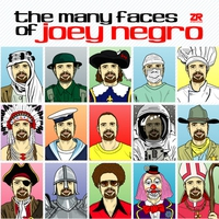 Cover of the track The Many Faces of Joey Negro