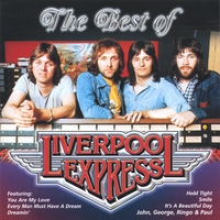 Cover of the track The Best of Liverpool Express