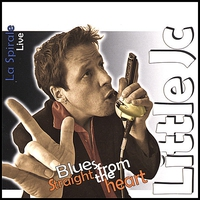Cover of the track Blues Straight From the Heart