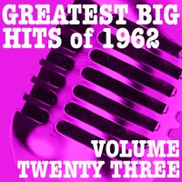 Couverture du titre Greatest Big Hits of 1961, Vol. 20