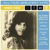 Cover of the album All-Time Greatest Hits: Donna Fargo (Re-Recorded Versions)