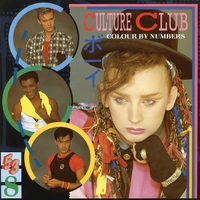 Cover of the track Colour by Numbers