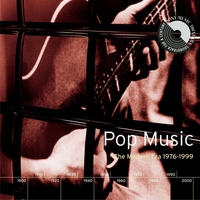 Cover of the track Pop Music: The Modern Era 1976-1999