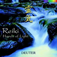 Cover of the track Reiki: Hands of Light