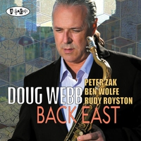 Cover of the track Back East (feat. Peter Zak, Ben Wolfe & Rudy Royston)