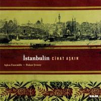 Couverture du titre İstanbulin