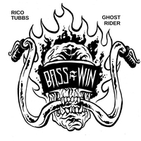 Cover of the track Ghost Rider - EP