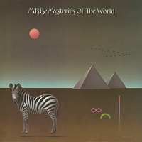 Cover of the track Mysteries of the World