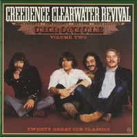 Cover of the track Chronicle, Vol. 2: Twenty Great CCR Classics (Remastered)