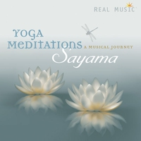 Cover of the track Yoga Meditations