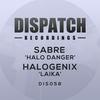 Couverture de l'album Halo Danger / Laika - Single