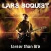 Couverture de l'album Larser Than Life