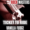 Cover of the album Rock Masters: Ticket to Ride (Re-Recorded Version)