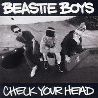 Cover of the track Check Your Head