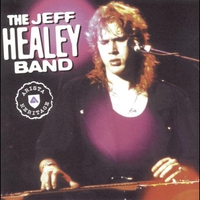 Couverture du titre Master Hits: The Jeff Healey Band