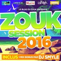 Couverture du titre Zouk Session 2014