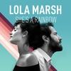 Couverture de l'album She's a Rainbow - Single