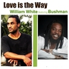 Couverture de l'album Love Is the Way (feat. Bushman) - Single