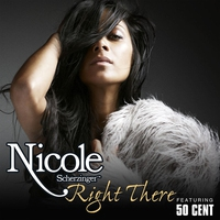 Cover of the track Right There (feat. 50 Cent) - Single