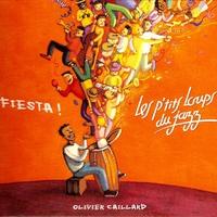 Cover of the track Fiesta - Les P'tits Loups Du Jazz - Enfance Et Musique