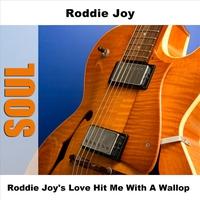 Couverture du titre Roddie Joy's Love Hit Me With a Wallop - EP (Original)