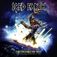 Cover of the track The Crucible of Man: Something Wicked, Part 2