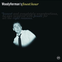 Cover of the track Woody Herman's Finest Hour
