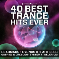 Cover of the track 40 Best Trance Hits Ever