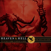 Cover of the track The Devil You Know